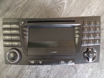 "Reparatur Mercedes Benz MID HeadUnit / Navigationssystem APS-50 / BE-7036 / W211 ""Display erneuern"""