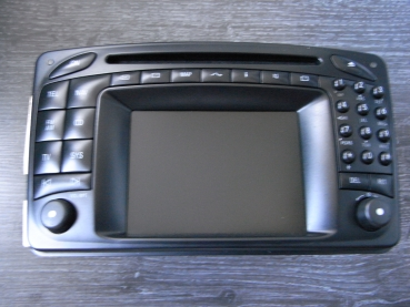 "Mercedes Benz Comand 2.0 ""LCD-Display erneuern"""
